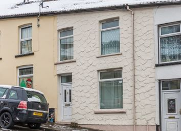 Thumbnail 3 bed terraced house for sale in Oak Street, Tonypandy