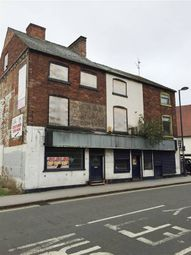 Thumbnail Commercial property for sale in King Street, Derby
