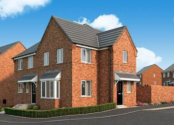 "Thumbnail 3 bed property for sale in ""The Windsor At New Forest, Middleton"" at Goodwood, Leeds"