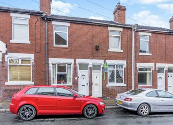 Thumbnail 2 bedroom terraced house for sale in Clare Street, Stoke-On-Trent