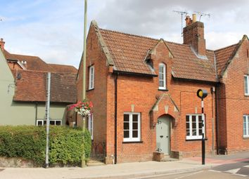 Thumbnail 2 bed semi-detached house for sale in Jacklyns Lane, Alresford