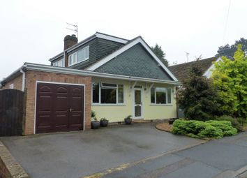 Thumbnail 3 bed detached bungalow for sale in Hazelwood Close, Kidderminster