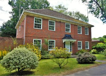 Thumbnail 2 bed flat for sale in Oaklands, Hook