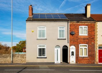 Thumbnail 2 bed end terrace house for sale in Pontefract Road, Knottingley