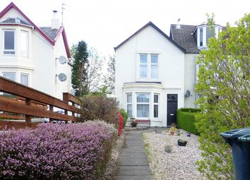 Thumbnail 4 bed semi-detached house for sale in 112 Auchamore Road, Myrtlegrove, Dunoon