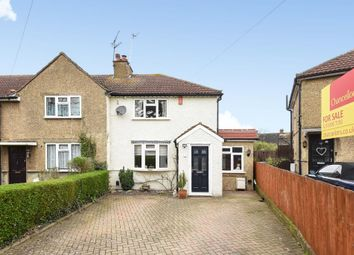 Thumbnail 2 bed semi-detached house for sale in Fleece Road, Surbiton