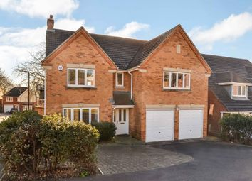 Thumbnail 5 bedroom detached house for sale in Skye Close, Cosham, Portsmouth