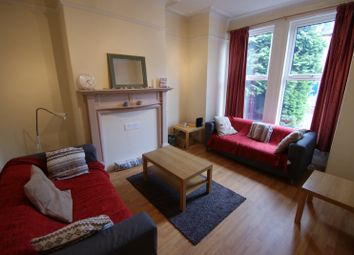 Thumbnail 6 bed terraced house to rent in Delph Mount, Woodhouse, Leeds