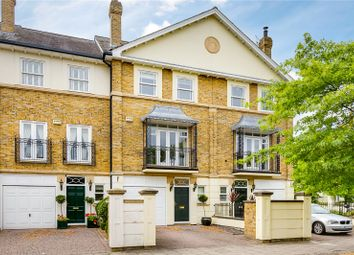 Thumbnail 5 bed terraced house for sale in Trinity Church Road, London