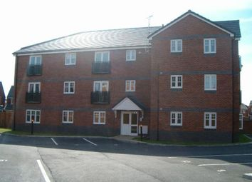 Thumbnail 2 bed flat to rent in The Gables, Welland Road, Hilton
