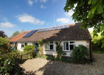 Thumbnail 4 bed detached bungalow for sale in Sandy Lane, Sternfield, Saxmundham