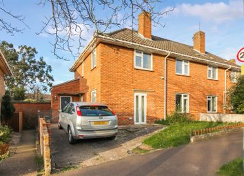 Thumbnail 2 bed flat for sale in Peckover Road, Norwich