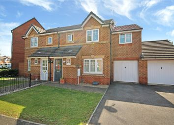 Thumbnail 4 bed semi-detached house for sale in Brooke Cresent, Swindon, Wiltshire