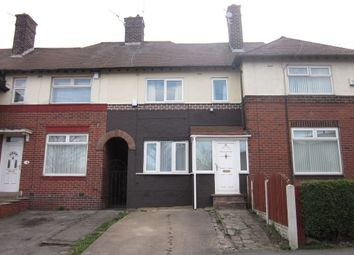 Thumbnail 3 bed terraced house to rent in Woolley Wood Road, Shiregreen, Sheffield