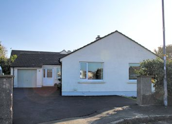 Thumbnail 3 bed detached bungalow for sale in Castle Close, Roch, Haverfordwest