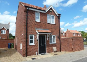 Thumbnail 2 bedroom detached house to rent in Granger Close, Wisbech