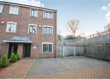 Thumbnail 3 bed end terrace house for sale in Buckley Close, Forest Hill, London, .
