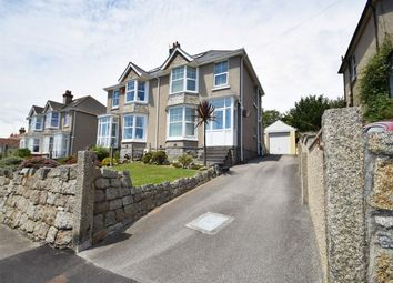 Thumbnail 3 bed semi-detached house for sale in Penrose Road, Falmouth