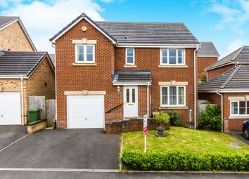 Thumbnail 4 bedroom detached house for sale in Ffordd Y Dolau, Llanharan, Pontyclun