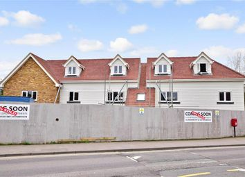 Thumbnail 1 bed flat for sale in Malling Road, Snodland, Kent