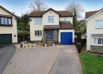 Thumbnail 5 bed detached house for sale in Valley Close, Teignmouth