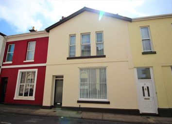 Thumbnail 3 bed terraced house for sale in Tor Church Road, Torquay