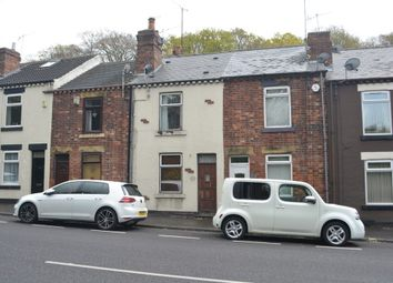 Thumbnail 3 bedroom terraced house for sale in Station Road, Chapeltown, Sheffield