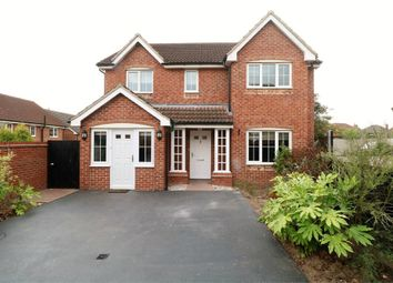 Thumbnail 4 bedroom detached house to rent in Pastures Court, Mexborough, South Yorkshire