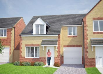 Thumbnail 3 bed semi-detached house for sale in Hutton Road, Middlesbrough