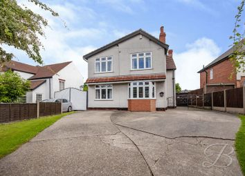 Thumbnail 4 bed detached house for sale in Mansfield Road, Skegby, Sutton-In-Ashfield