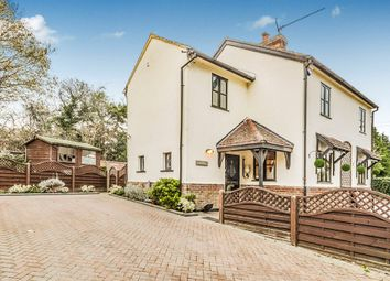 Thumbnail 4 bed detached house for sale in Woollens Brook, Hoddesdon