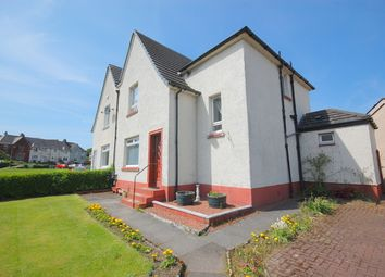 Thumbnail 4 bed semi-detached house for sale in Kilbowie Road, Clydebank