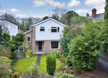 Thumbnail 3 bed detached house for sale in Curzon Park South, Chester