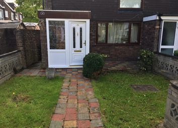 Thumbnail 3 bed terraced house for sale in Dalberg Way, London