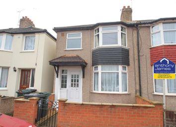 Thumbnail 3 bedroom terraced house for sale in Cranford Road, Dartford