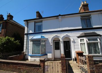 Thumbnail 3 bed end terrace house for sale in Pemberton Road, Ashford