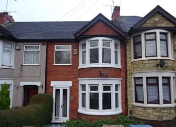 Thumbnail 3 bed terraced house to rent in Sewall Highway, Wyken