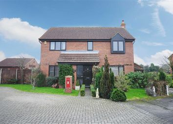 Thumbnail 4 bed detached house for sale in Chadbournes, Churchdown, Gloucester