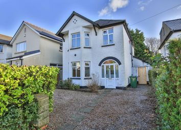 Thumbnail 4 bedroom detached house for sale in Heol Hir, Llanishen, Cardiff