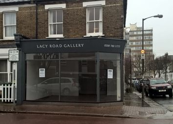 Thumbnail Retail premises to let in Lacy Road, Putney