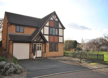 Thumbnail 4 bed detached house to rent in Dorset Gardens, West Bridgford, Nottingham