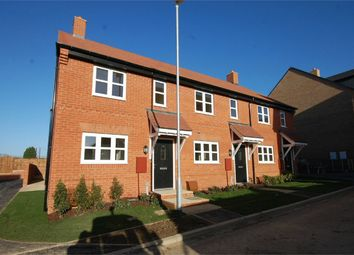 Thumbnail 2 bed semi-detached house for sale in Brook Dene, Winslow, Buckinghamshire