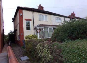 Thumbnail 2 bed semi-detached house for sale in Poulton Road, Blackpool, Lancashire