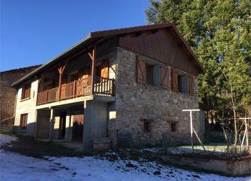 Thumbnail 3 bed property for sale in Rhône-Alpes, Loire, Saint Priest La Prugne