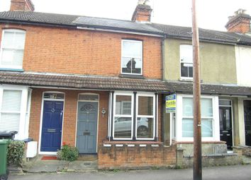 Thumbnail 2 bed terraced house to rent in Grover Road, Watford