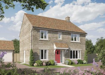 Thumbnail 4 bedroom detached house for sale in Coxwell Road, Faringdon