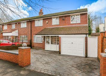 Thumbnail 5 bed semi-detached house for sale in Park Avenue, West Park, Wolverhampton