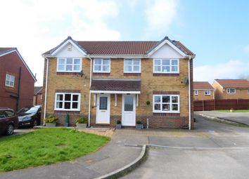 Thumbnail 3 bed semi-detached house for sale in Trem Y Castell, Castle View, Caerphilly