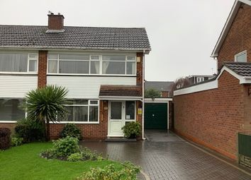 Thumbnail 3 bed semi-detached house for sale in Yew Tree Road, Newhall
