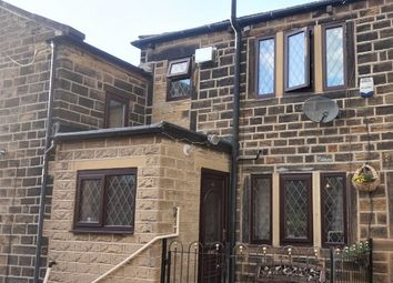 Thumbnail 1 bed cottage for sale in Occupation Lane, Dewsbury